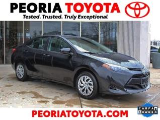 Toyota Peoria Il >> Used Toyota Corolla For Sale In Peoria Il 17 Used Corolla
