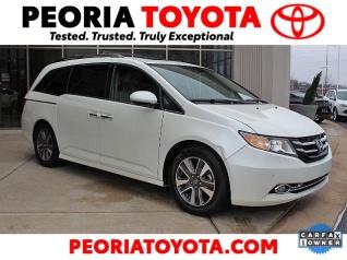 162af2f4e2 2014 Honda Odyssey Touring Elite for Sale in Peoria