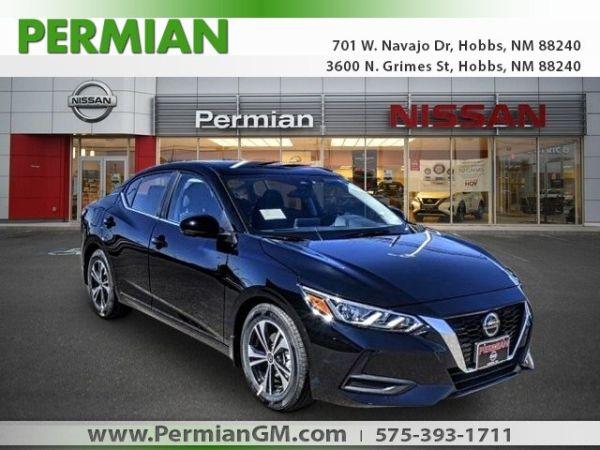 2020 Nissan Sentra in Hobbs, NM