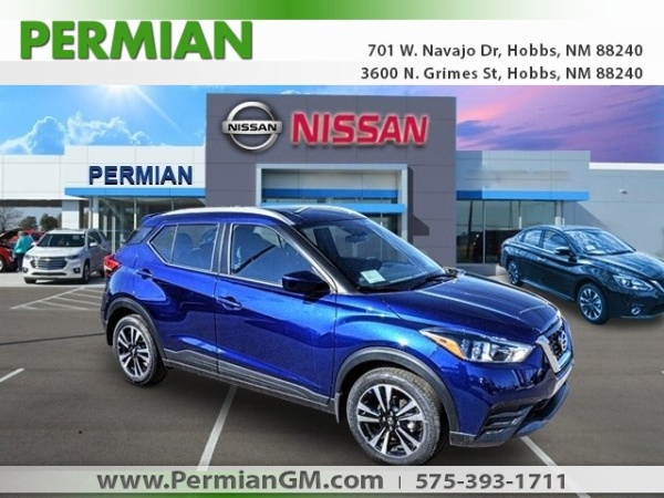 2019 Nissan Kicks in Hobbs, NM