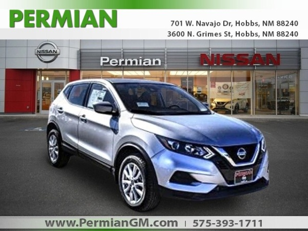 2020 Nissan Rogue Sport in Hobbs, NM
