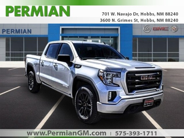 2020 GMC Sierra 1500 in Hobbs, NM