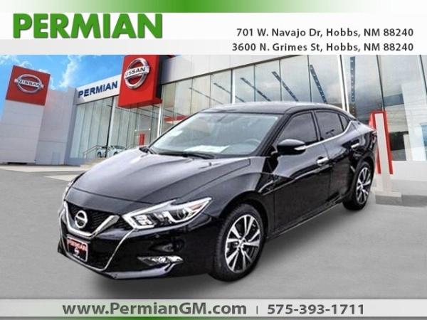 2018 Nissan Maxima in Hobbs, NM