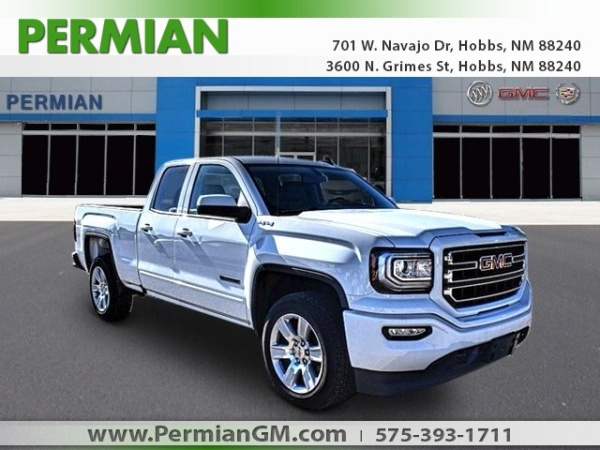 2019 GMC Sierra 1500 Limited in Hobbs, NM