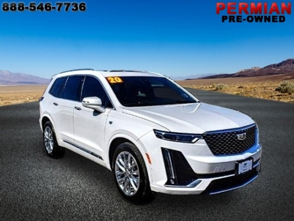 2020 Cadillac XT6 in Hobbs, NM