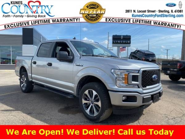 2020 Ford F-150 in Sterling, IL