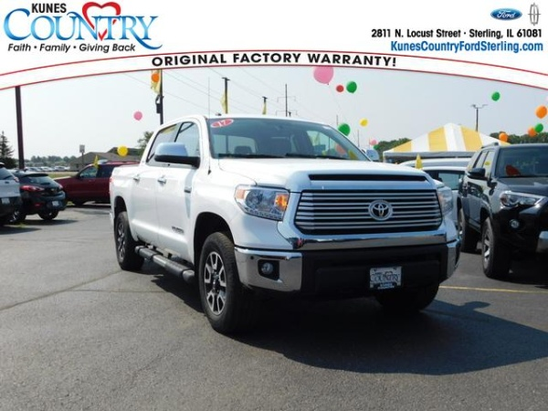2017 Toyota Tundra in Sterling, IL