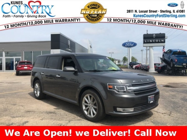 2017 Ford Flex in Sterling, IL