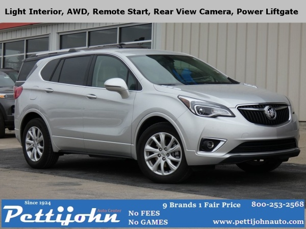 2019 Buick Envision in Bethany, MO
