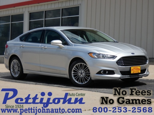 2014 Ford Fusion in Bethany, MO
