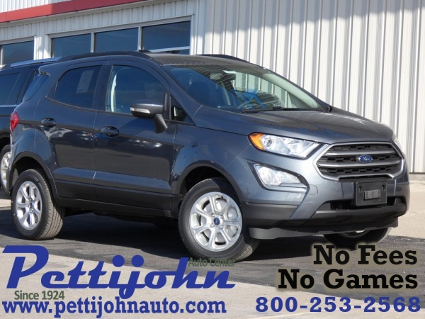 2020 Ford EcoSport in Bethany, MO