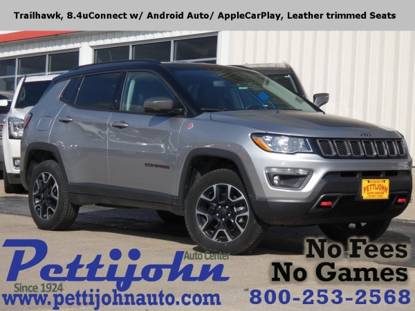 2019 Jeep Compass in Bethany, MO