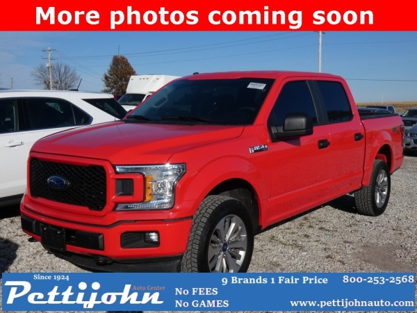 2018 Ford F-150 in Bethany, MO