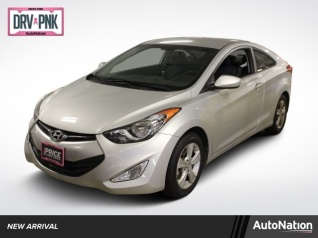 Hyundai Elantra Coupe >> Used Hyundai Elantra Coupes For Sale Truecar