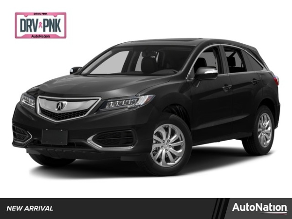2016 Acura RDX Reviews, Ratings, Prices - Consumer Reports