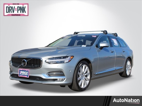2018 Volvo V90 T6 Inscription