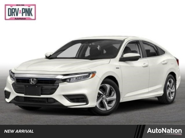 2019 Honda Insight Lx Cvt For Sale In Renton Wa Truecar