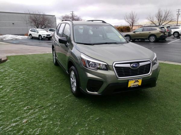 2020 Subaru Forester in Pocatello, ID
