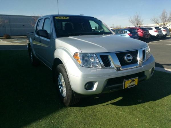 2019 Nissan Frontier in Pocatello, ID