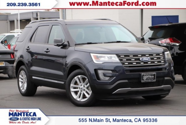 2017 Ford Explorer in Manteca, CA