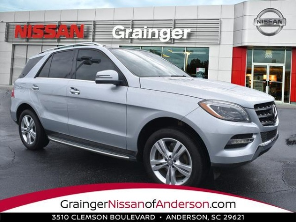 2013 Mercedes-Benz M-Class in Anderson, SC