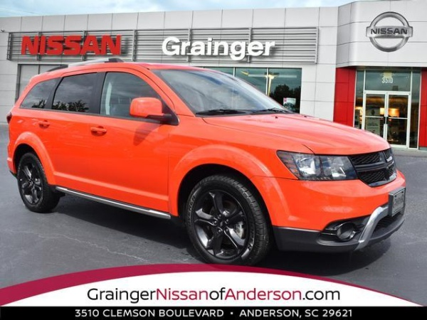 2018 Dodge Journey in Anderson, SC