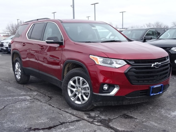 2019 Chevrolet Traverse in East Dundee, IL