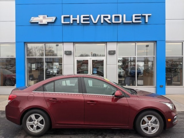 2016 Chevrolet Cruze Limited in Republic, MO