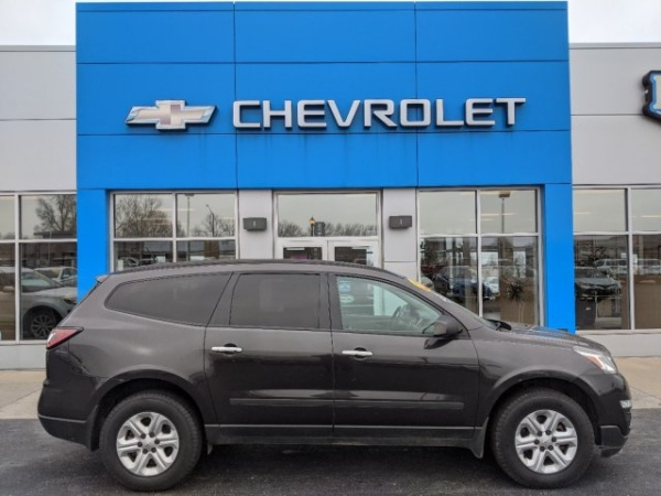 2017 Chevrolet Traverse in Republic, MO