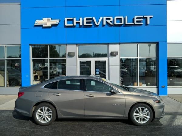 2017 Chevrolet Malibu in Republic, MO