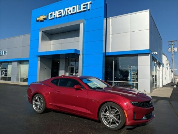 2019 Chevrolet Camaro in Republic, MO