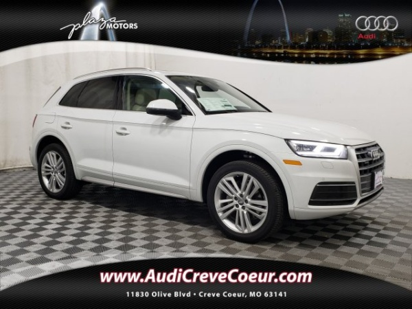 2020 Audi Q5 in Creve Coeur, MO