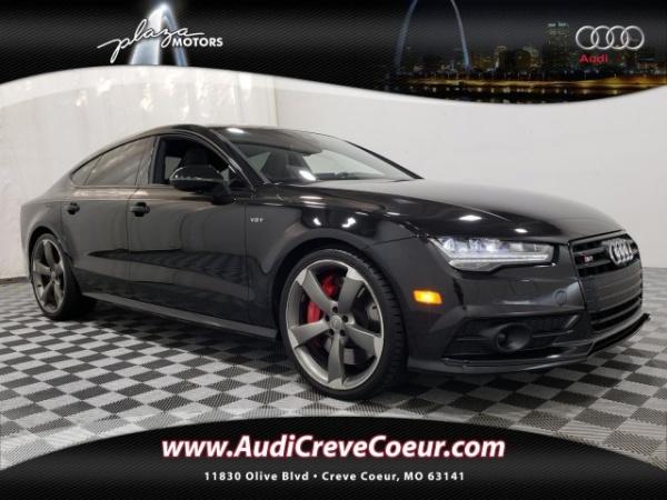 2018 Audi S7 4.0T quattro Prestige