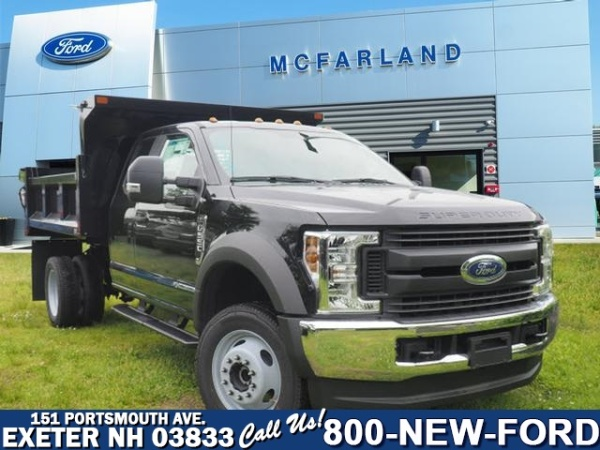 2019 Ford Super Duty F-550 in Exeter, NH