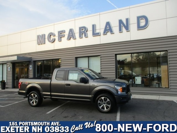 2019 Ford F-150 in Exeter, NH