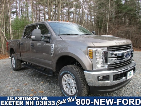 2019 Ford F-250