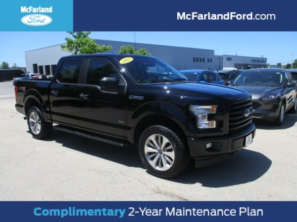 2017 Ford F-150 in Exeter, NH