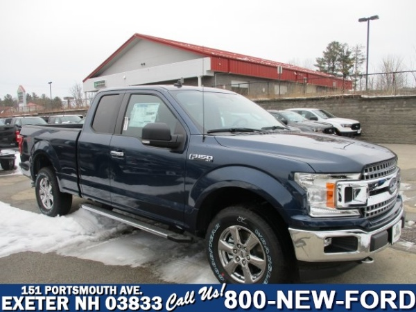2020 Ford F-150 in Exeter, NH