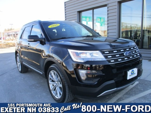 2016 Ford Explorer in Exeter, NH