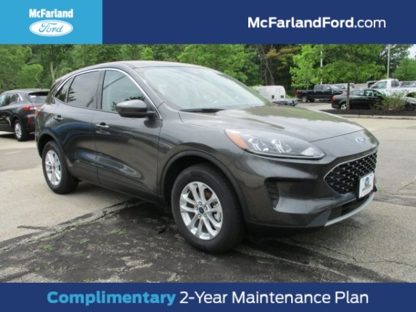 2020 Ford Escape in Exeter, NH
