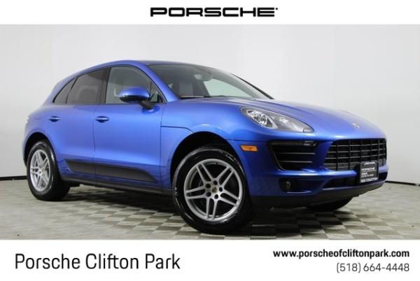 2018 Porsche Macan in Mechanicville, NY