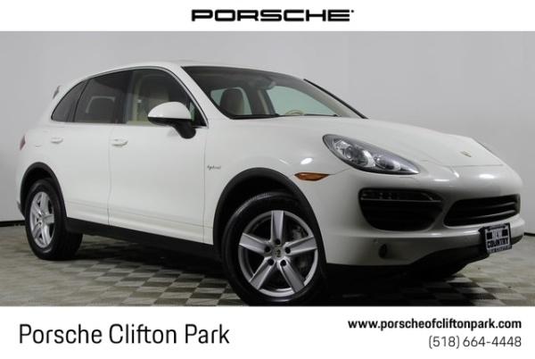 2012 Porsche Cayenne in Mechanicville, NY