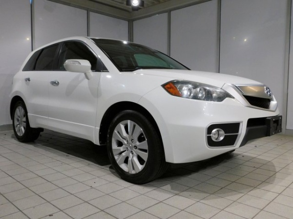 2012 Acura RDX AWD with Technology Package