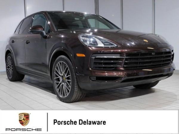 2019 Porsche Cayenne in Newark, DE