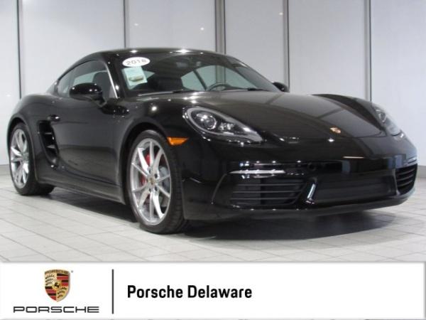 2018 Porsche 718 Cayman in Newark, DE