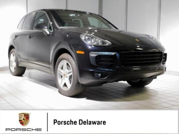 2018 Porsche Cayenne AWD