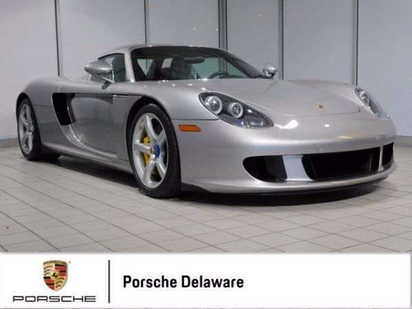 2004 Porsche Carrera GT in Newark, DE