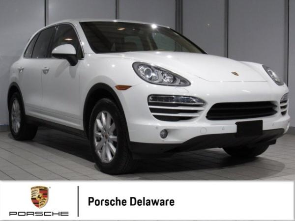 2013 Porsche Cayenne Tiptronic