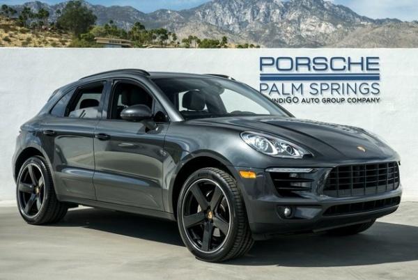 2017 Porsche Macan in Palm Springs, CA