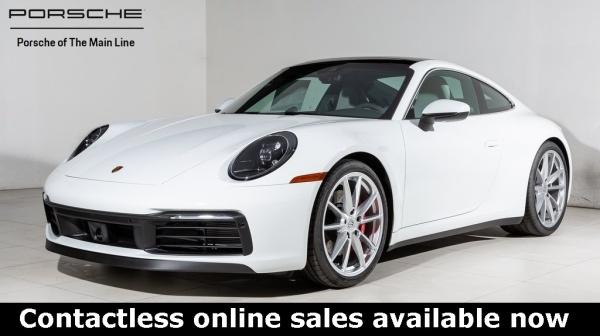 2020 Porsche 911 in Newtown Square, PA